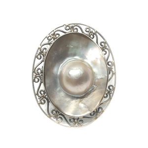 925 sterling silver oval shaped rajawadi desi