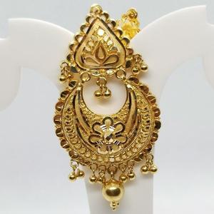 22k fancy earring
