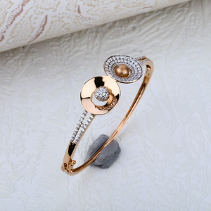 18k rose gold ladies kada-rlkb56