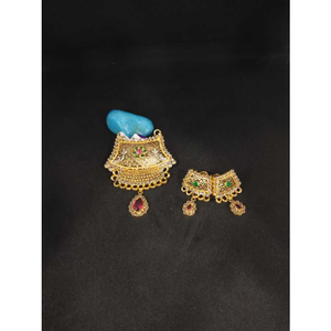 Chakri mangalsutra pendant