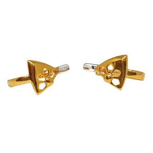 18k plain gold designer bali mga - blg0559