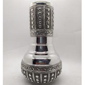 92.5% pure silver designer kunja surayi set w