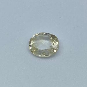 2.90ct oval yellow yellow-sapphire-pukhraj