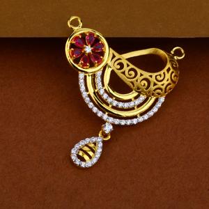 916 fancy gold pendant mp39