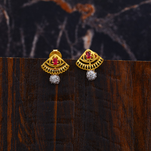 Ladies earrings-lfe110