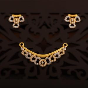 Fancy m.s pendant set