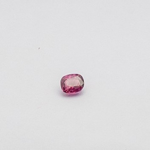 0.81ct oval red ruby-manek