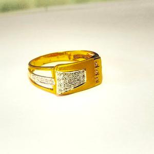 22 kt 916 hallmark ring