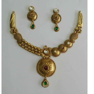 22kt yellow gold ladies indian ethical bridal
