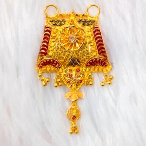 22 carat 916 fancy mangalsutra pendle