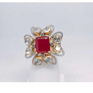 18k ladies exclusive gold ring lr-24059