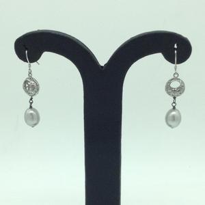 Pearlsilverear hangingsjer0151
