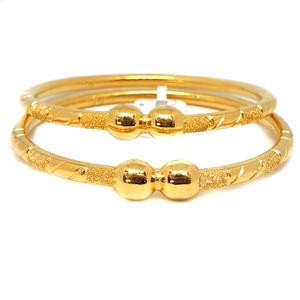 One gram gold forming bangles mga - gf0014