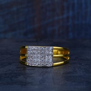 Mens 22k gold ring-mr98