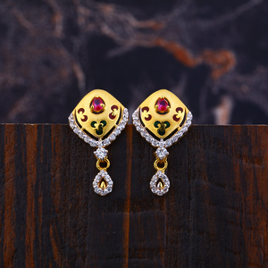 Ladies earrings-lfe142