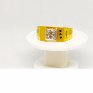 22 k gold ring. nj-r0719