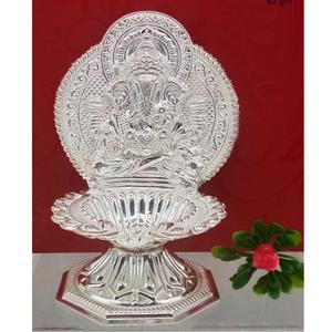 Silver fancy ganeshji rh-td976