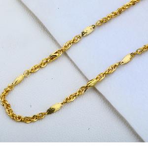 916 gold hallmark  exclusive  choco chain mch