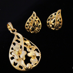 22ct(916) pendal set