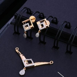 18 carat rose gold traditional ladies pendant