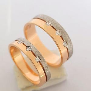 18kt hallmark rose gold attractive design cou