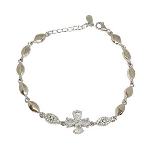 925 sterling silver designer bracelet mga - b