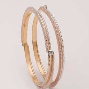 22 kt 916 gold bangle