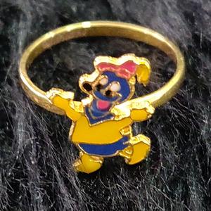 Mickey kids ring