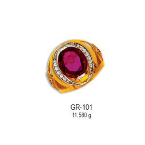 Cz-gold-gents-ring-gr-101