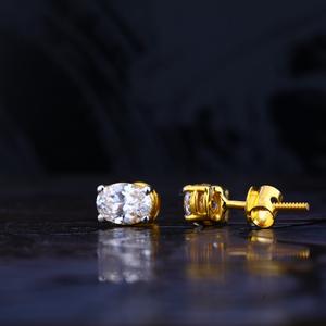 916 gold fancy exclusive earring lse12