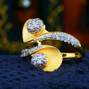 Cz attractive ladies ring lrg -0109
