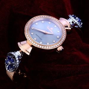 18kt rose gold  exclusive hallmark watch rlw1