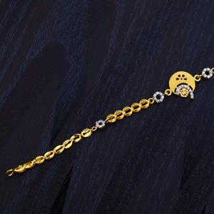 Diamond bracelet-lb80