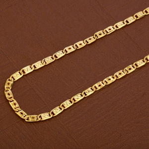 Mens nawabi gold chain-mnc20