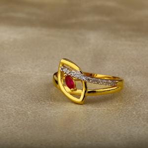 Ladies ring cz 916