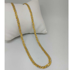 22 kt gold chain