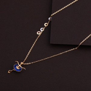 18ct rose gold chain