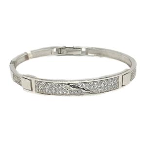 925 sterling silver jaguar baccha bracelet mg