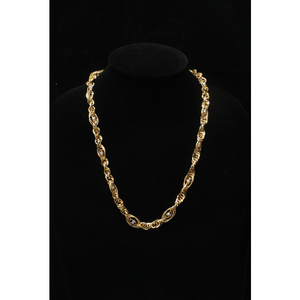 22kt gold indo italian chain ml-c013