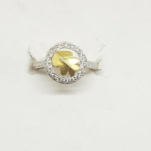 916 cz ladies ring