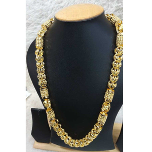 22k gents fancy gold chain g-8503