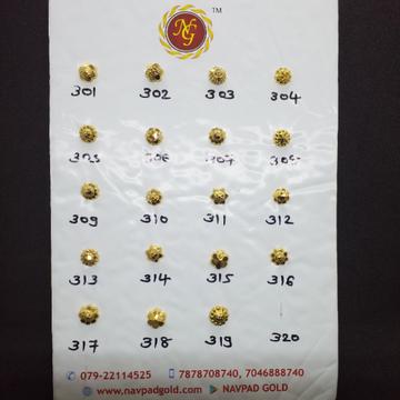 Gold plain kanti TX4184
