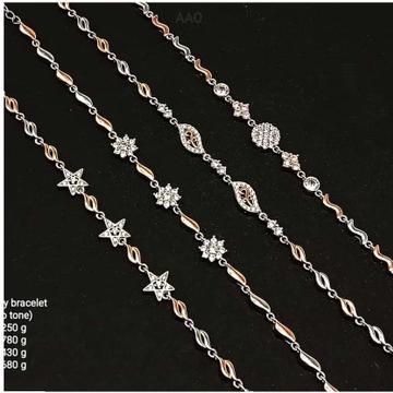 silver antique ladies bracelet RH-LB668