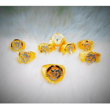 Gold Om Dijain Ring by