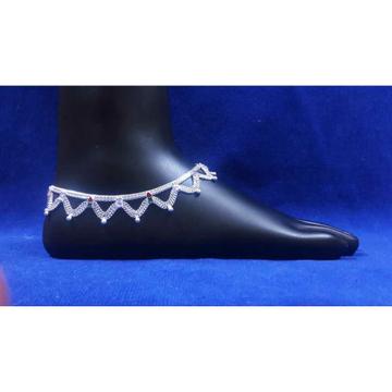 Dabal Box Sadak Chain Plastic Mina Tili Jula Jalar Payal Ms-2631