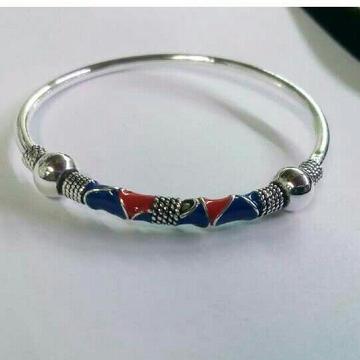 925 Silver Flexible Ladies Bracelet