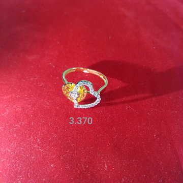 22 kt gold  ring
