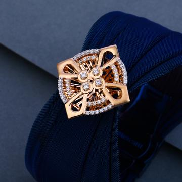 18ct Hallmark Rose Gold Kada Bracelet LLKB25