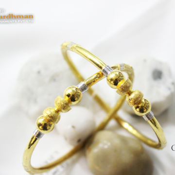 22ct(916) copper bangles by