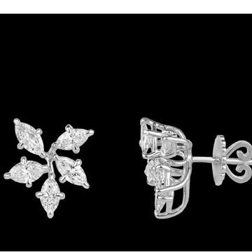 Diamonds Ear StudsJSJ0177